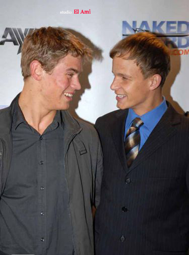 belamielami bel ami stars during gayvn awards 2009 dolph lambert josh elliot. Black Bedroom Furniture Sets. Home Design Ideas